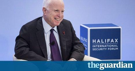John McCain: 'We will not waterboard. We will not do it' – video | History | Scoop.it