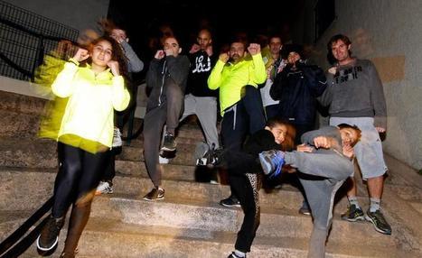 Le  Street Training  déferle dans les rues et les esprits   Vivre en ville   Scoop.it