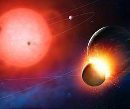 Four white dwarf stars caught in the act of consuming 'earth-like' exoplanets | Amazing Science | Scoop.it