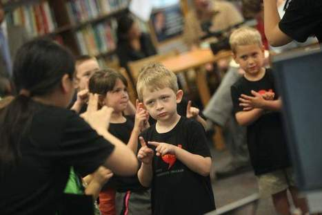 School language program expands - Delmarva Now | ¡CHISPA!  Dual Language Education | Scoop.it