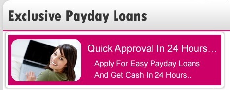 Instant Cash Loans- You Get Sufficient Cash on Just Filing an Online Application | Instant Cash Loans No Faxing | Scoop.it