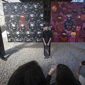 A New York, des grilles et vigiles pour les œuvres de Banksy | Art | Scoop.it