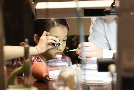 Vacheron Constantin Hosts Junior Watch Aficionado Workshop in Singapore   News For public   Scoop.it