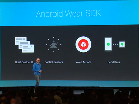 How Google's big wearables push will impact the enterprise - TechRepublic | Quantified Self, Wearables and Digital Health | Scoop.it