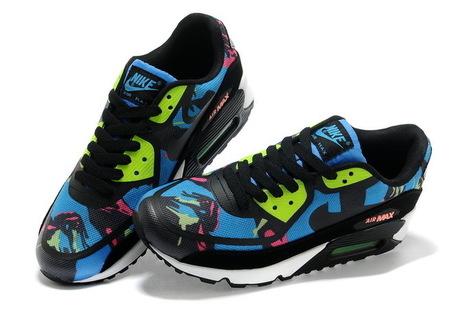 Nike Air Max 90 Premium Tape Blue Hero Camo 599249-403 Cheap for Sale | fashion | Scoop.it