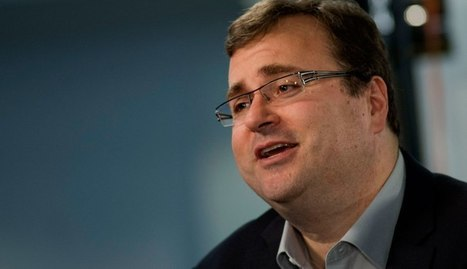 Reid Hoffman's New Card Game Trolls Donald Trump Even Further | All About LinkedIn | Scoop.it