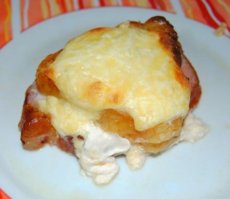 Recette de kassler au miel, à la moutarde, au four (Alasce, Allemagne) | Cuisine du monde | Scoop.it