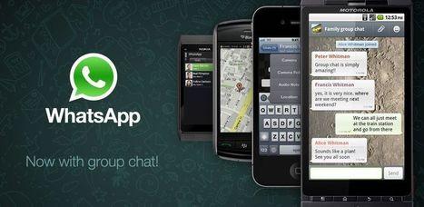 Truco para renovar Whatsapp gratis por un año más | MLKtoSCL | Scoop.it