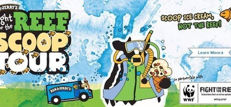 Ben & Jerry's et WWF sillonnent les routes d'Australie en van ! | streetmarketing | Scoop.it