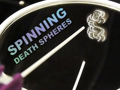Spinning Death Spheres! | supreme moments | Scoop.it