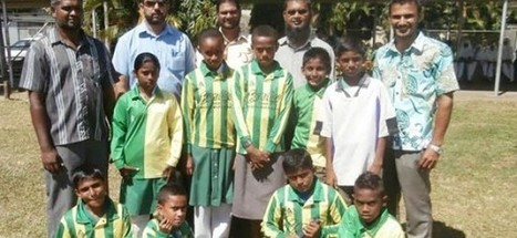 NADI MUSLIM PRIMARY VICTORIOUS AFTER CRICKET FUN GAMES - The Jet Newspaper | CLOVER ENTERPRISES ''THE ENTERTAINMENT OF CHOICE'' | Scoop.it