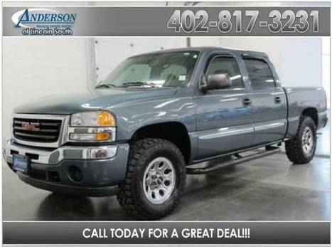 Free Auto Shopper: 2006 GMC SIERRA 1500 CREW CAB 143.5 WB 4WD SL unspecified 4-WHEEL DRIVE - Lincoln | Indian Images | Scoop.it