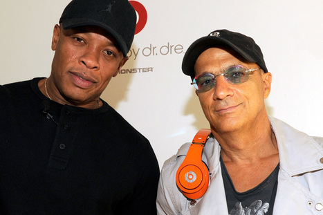 How Will Jimmy Iovine Fix Online Music? It's 'Magic' | Music business | Scoop.it