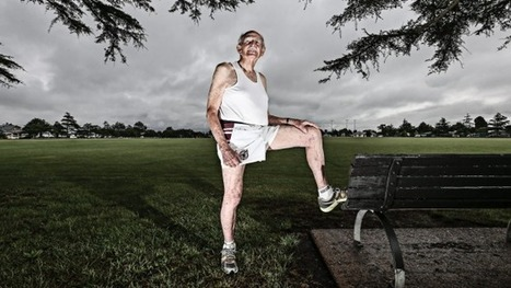 The 88-year-old who's fitter than you   Outdoor rec experiences and wellbeing   Scoop.it