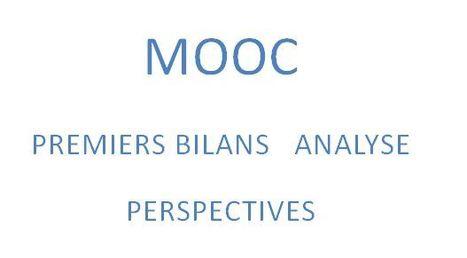 """""""MOOC: premiers bilans, analyse, perspectives""""   Web 2.0 et pédagogie   Scoop.it"""