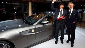 [solidarité] Ferrari : une vente au profit des sinistrés du Japon | Turbo.fr | Japon : séisme, tsunami & conséquences | Scoop.it