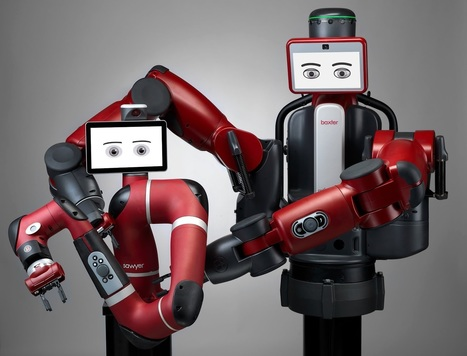 #Robotique : Pourquoi Hommes et Robots vont devoir apprendre à collaborer - Maddyness | Vous avez dit Innovation ? | Scoop.it