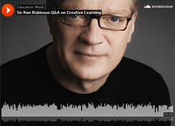 COMMENTARY Q & A from Education Week - Sir Ken Robinson - Teachers With Apps | Learning to learn | Scoop.it
