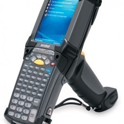 Symbol (Motorola) MC9090-GF0HCEFA6WR Handheld Computer | Barcode – House | Barcode Scanners | Scoop.it