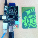 So @Raspberry_Pi really is *exactly* credit card size. | Raspberry Pi | Scoop.it