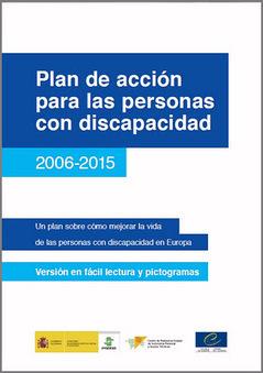 Informática para Educación Especial: Plan de acción para las personas con discapacidad 2006-2015, versión en lectura fácil y pictogramas de ARASAAC. | #inLearning + HCI | Scoop.it