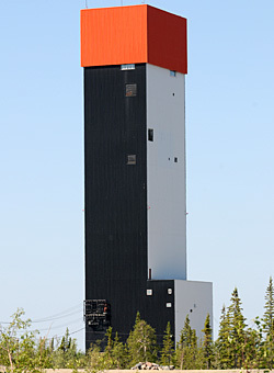 Preserving #YZF #NWT's Con Mine Robertson Headframe remains in limbo | NWT News | Scoop.it