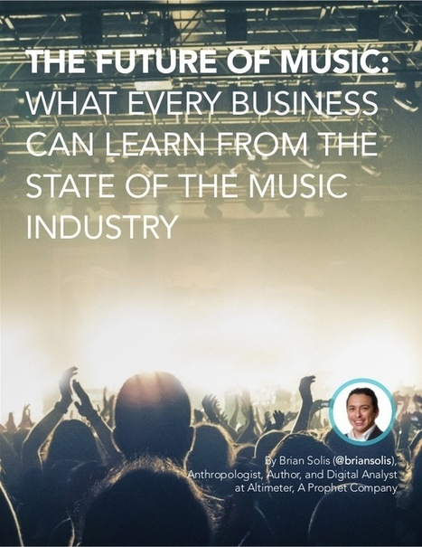 The Future of Music: What Every Business Can Learn From The State o... | audio branding | Scoop.it