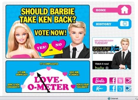 Ken, l'ex-petit ami de Barbie, veut reconquérir sa belle | Mais n'importe quoi ! | Scoop.it