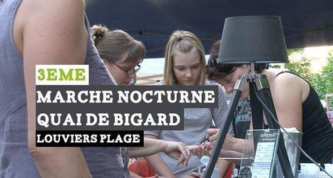 Marché Nocturne | Dans la CASE & Alentours | Scoop.it
