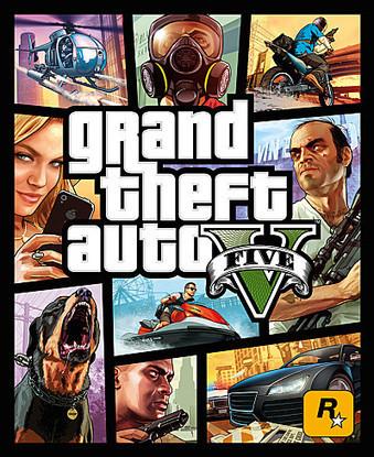 Jeux video: Découvrez enfin la vraie Jacquette de GTA 5 ! (photo)   cotentin-webradio jeux video (XBOX360,PS3,WII U,PSP,PC)   Scoop.it
