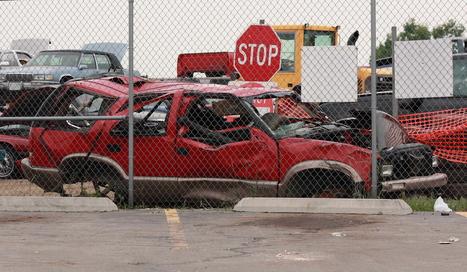 Ile jest wart powypadkowy samochód? | samochody | Scoop.it