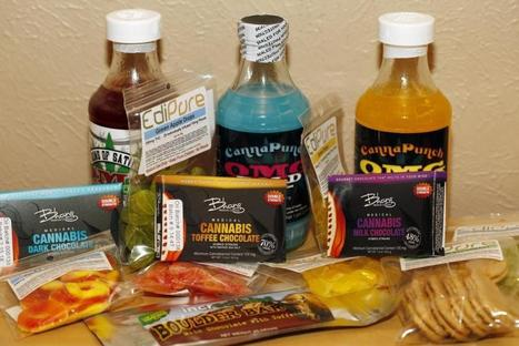 Colorado eyes rules for marijuana edibles | @FoodMeditations Time | Scoop.it