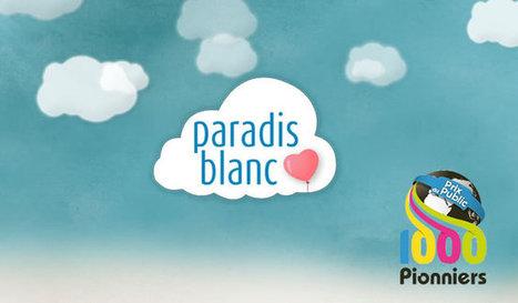 Paradis Blanc, un site créé par un diplômé de l'IIM, remporte le prix ... | Projets Tonic incubation | Scoop.it