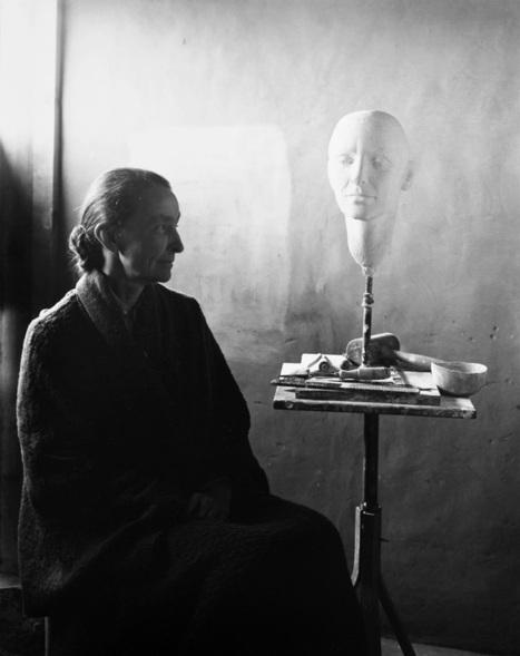 Georgia O'Keeffe: Through the Lens | L'actualité de l'argentique | Scoop.it