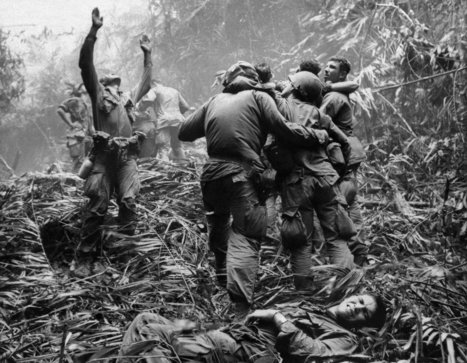 Images of the Vietnam War That Defined an Era | History and the Australian curriculum | Scoop.it