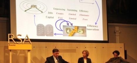Finance Versus Innovation – Clay Christensen on the Capitalist's Dilemma | Développement du capital humain et performance | Scoop.it