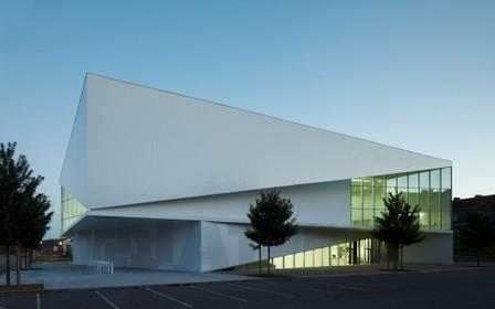 L'hymne à l'immatériel, la nouvelle médiathèque d'Anzin / Dominique Coulon & Associés | ABCDaire : architecture, bibliothèque, culture, design | Scoop.it