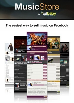 CD Baby Introduces MusicStore for Facebook! | Music business | Scoop.it