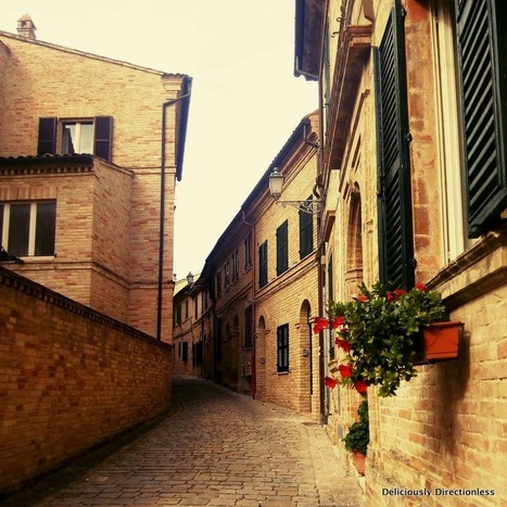Deliciously Directionless   Hideaway Le Marche   Scoop.it