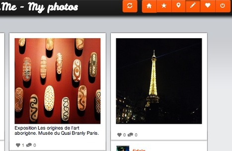 Share.me Instagram façon Pinterest. | Les news du Web | Scoop.it