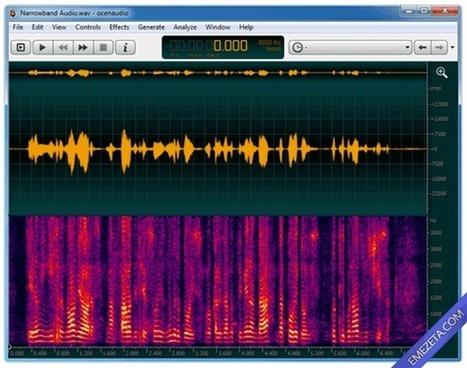 15 editores de sonido gratis para descargar. | TICE Tecnologías de la Información y la Comunicación en Educación | Scoop.it