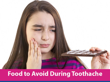 Food to Avoid During Toothache | fashion | Scoop.it
