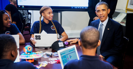 Obama Pledges $4 Billion to Computer Science in US Schools | The future | Scoop.it
