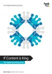 Free Ebook: If Content is King | Fresh Egg SEO Blog | iDesign social | Scoop.it