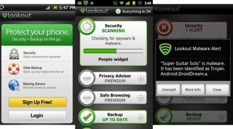 Best Free Mobile Security & Antivirus Apps | Mobile (Post-PC) in Higher Education | Scoop.it
