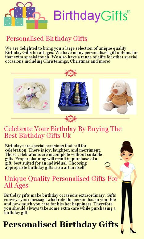Birthday Presents | Birthday Presents | Scoop.it