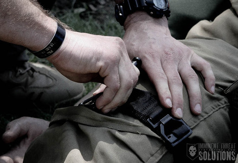 Tourniquet Best Practices: How to Prep, Store and Apply a TQ | Bushcraft Tactical Survival | Scoop.it