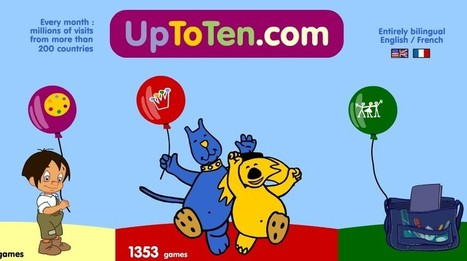 UpToTen - the fun place to learn online | UDL & ICT in education | Scoop.it