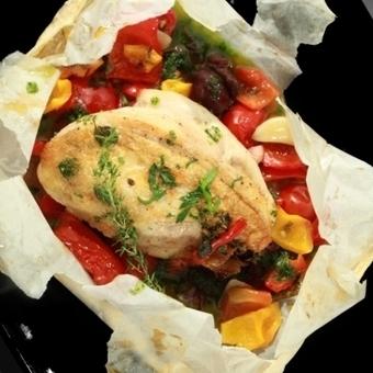 Κοτόπουλο provençal στη λαδόκολλα | Recipes!!! | Scoop.it