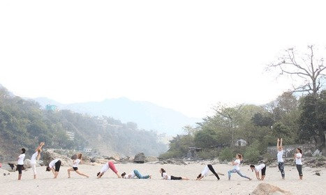 Cool Poses To Fight The Heat This Summer | Yoga and Meditation | Scoop.it